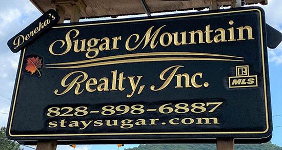 Derekas Sugar Mountain Realty
