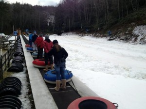 jonas ridge snow tubing park conveyor belt