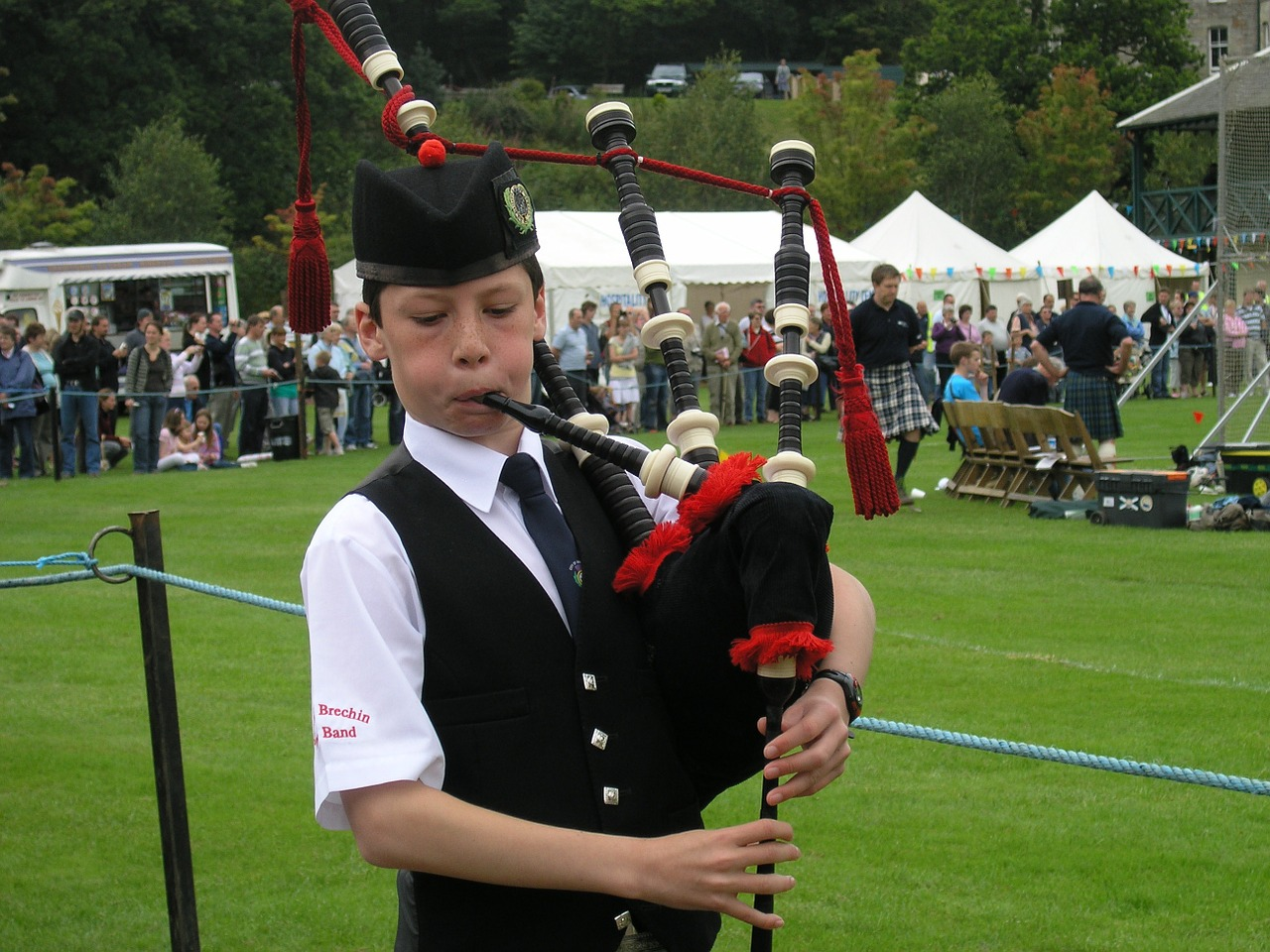 The Grandfather Mountain Highland Games is a historic celebration of Celtic culture